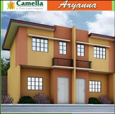 Camella Carcar Series Aryanna