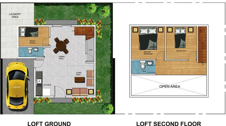 Kamalaya Nui Floor plan