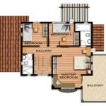 Murano House Model 2nd Floor Plan