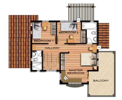 Murano House Model 2nd Floor Plan Cebu Sweet Homes – House Model With Floor Plan