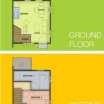 Rina House Model Floor Plans