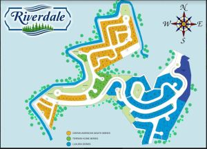 Riverdale map july 2017