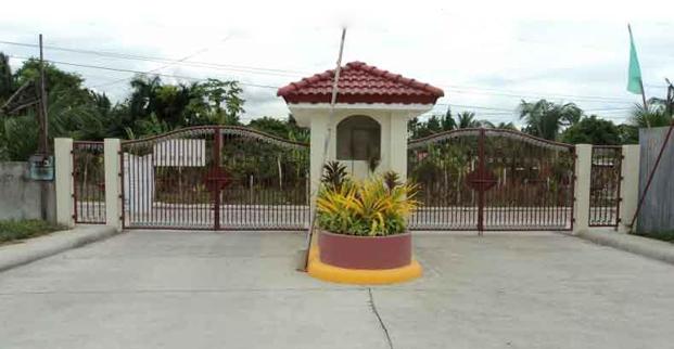 Villagio Gate