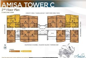 Amisa Tower C 2nd floor