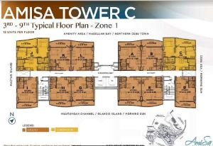 Amisa Tower C 3rd floor