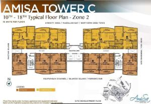 Amisa Tower C 4th floor