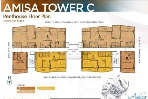 Amisa Tower C penthouse