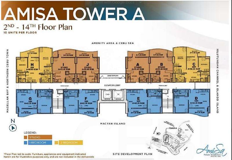 Amisa floor plan 2