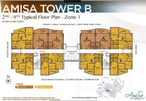 Amisa tower B 2nd floor