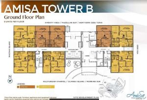 Amisa tower B floor plan