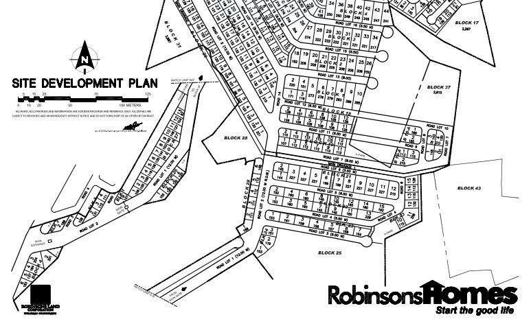 Aspen Heights map 2