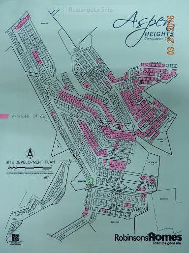 Aspen Heights map 3-2 16