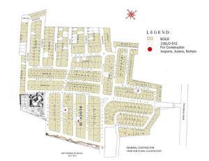 Eastland map july