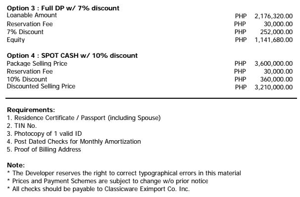 Hacienda san agustin price 2