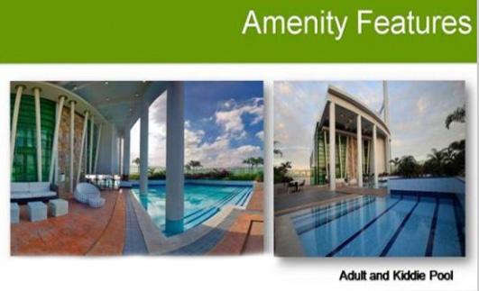 Lot 8 amenities
