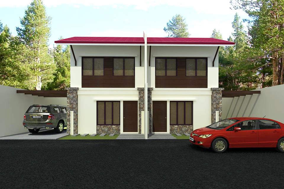 Luana homes upper calajoan minglanilla cebu cebu sweet homes luana homes duplex malvernweather Gallery