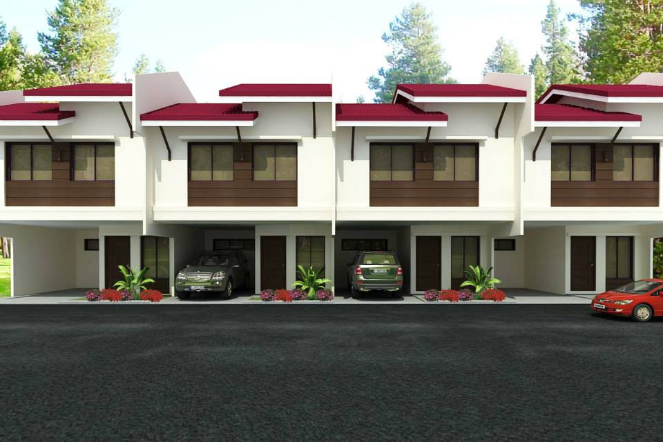 Luana Homes Townhouse