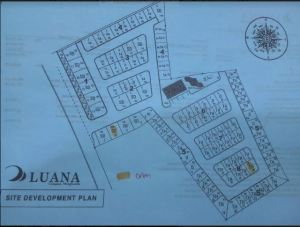 Luana Homes map Sept. 2017