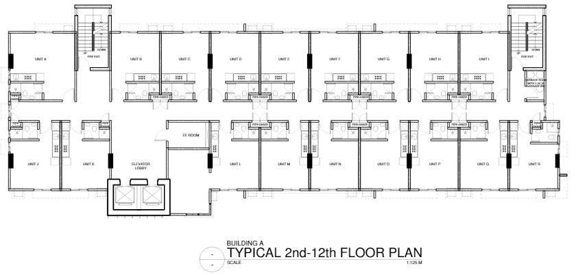 Midore Residences floor plan 2