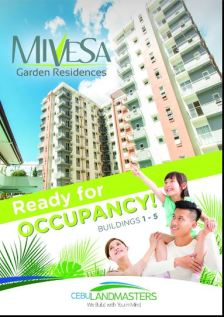 Mivesa Garden brochure