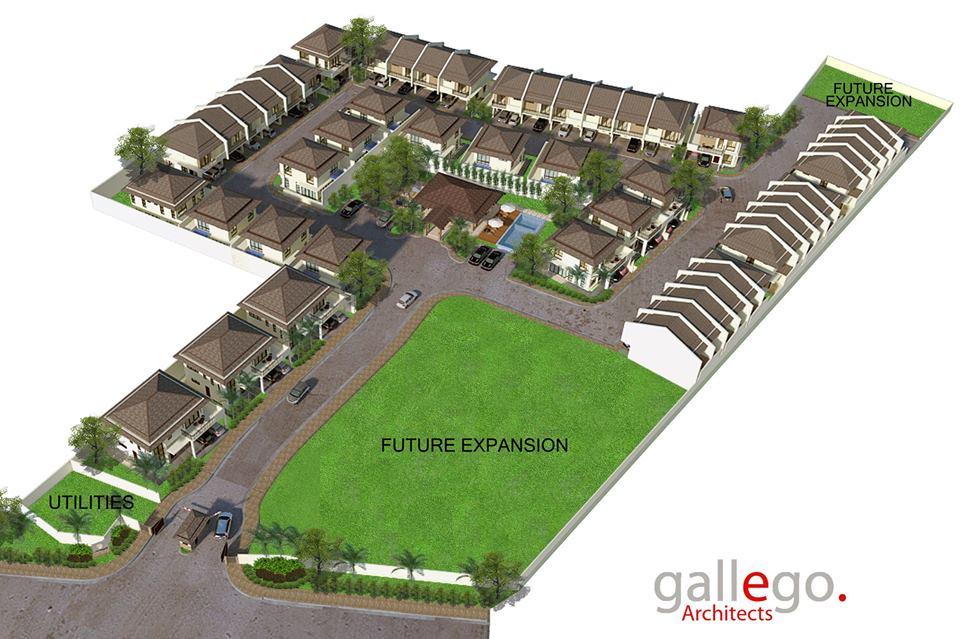 Northwoods residences site plan 2