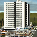 QUEENSLAND MANOR condo  located at  Uptown area Cebu City