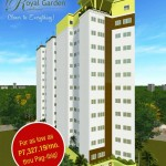 ROYAL GARDENS  RESIDENSES Condo located at  Mabolo, Cebu City