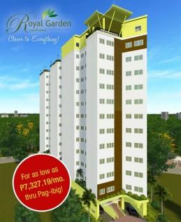 Royal Garden Condo