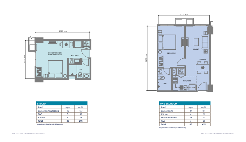 Solinea floor plan 1