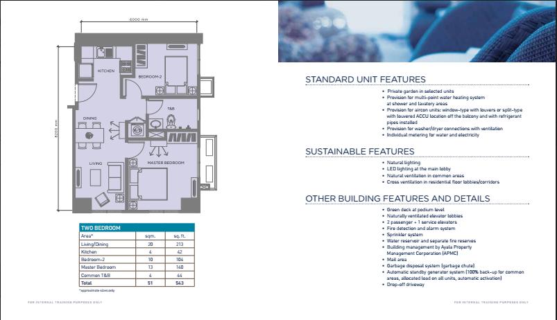 Solinea floor plan 2
