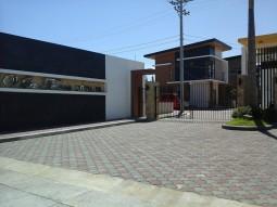 Villa Teresa entrance