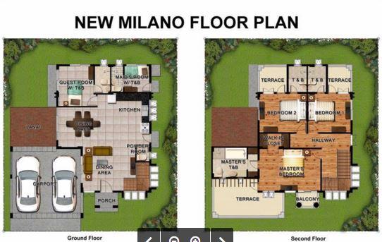 Arienza milano flr plan 1