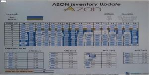 Azon Residences updated map june