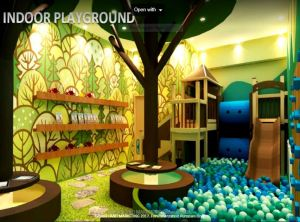 Grand Residences indoor & Playground