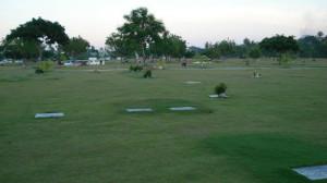 Manila memorial Lawn