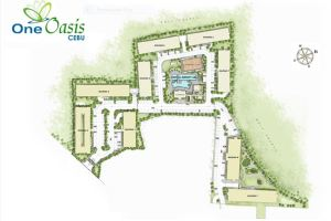 One Oasis site development plan