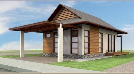 Aduna 1 bedroom villa new