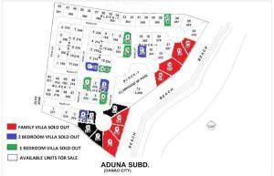 Aduna Beach map feb. 2018