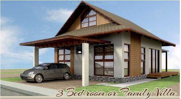Aduna family villa new