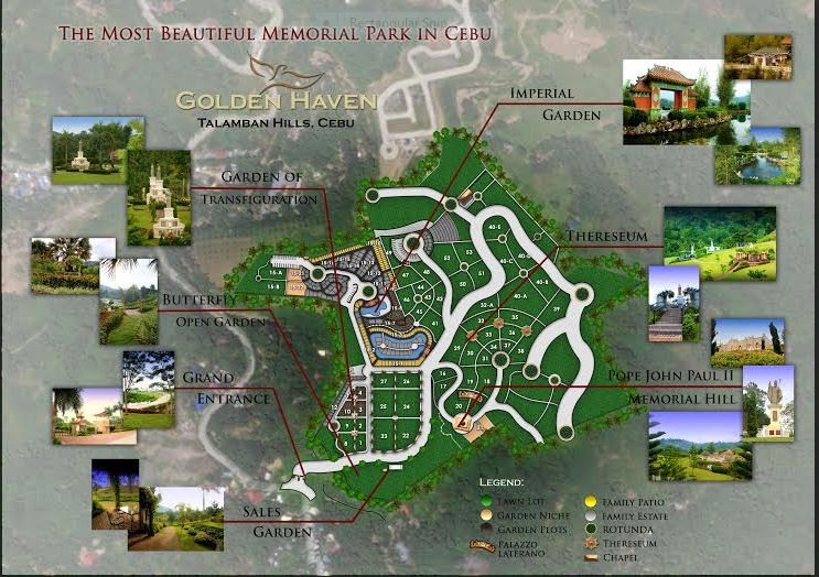 Golden Haven vicinity map