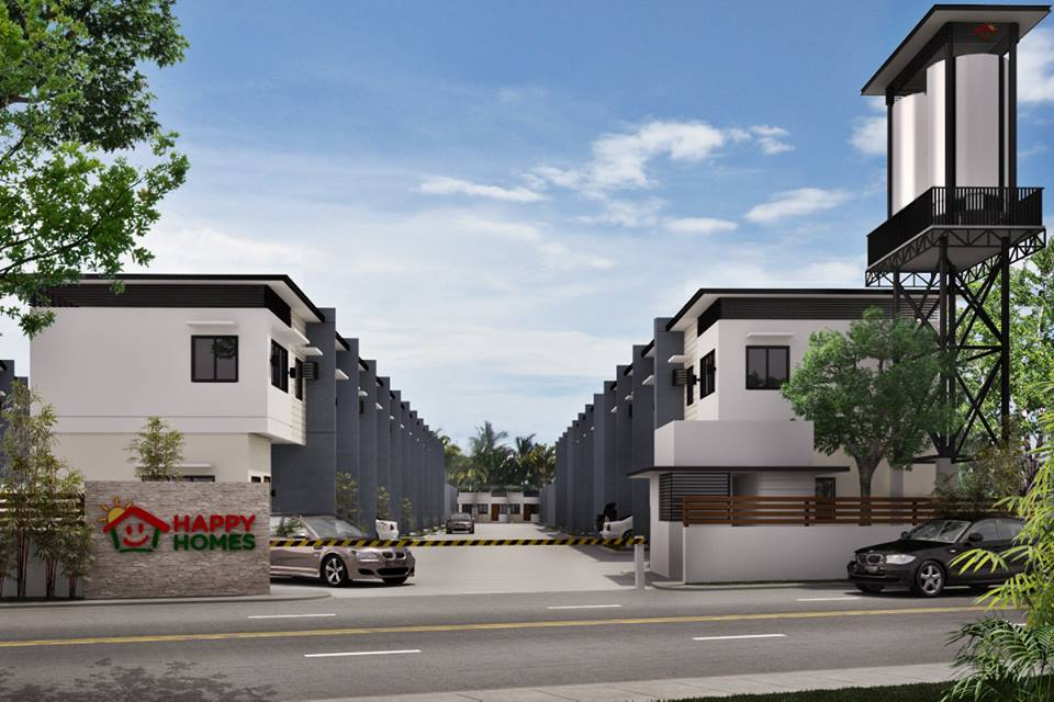 Happy Homes Subdivision In Lapu Lapu City Cebu Cebu