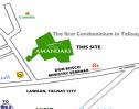 Amandari site location map
