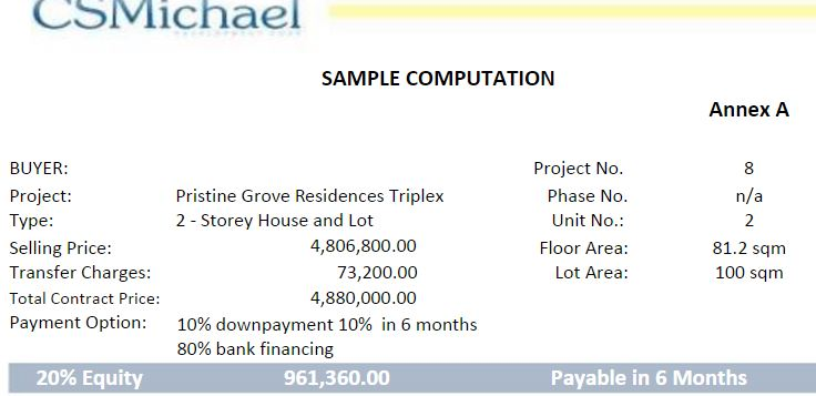 Pristine Groove triplex price 1
