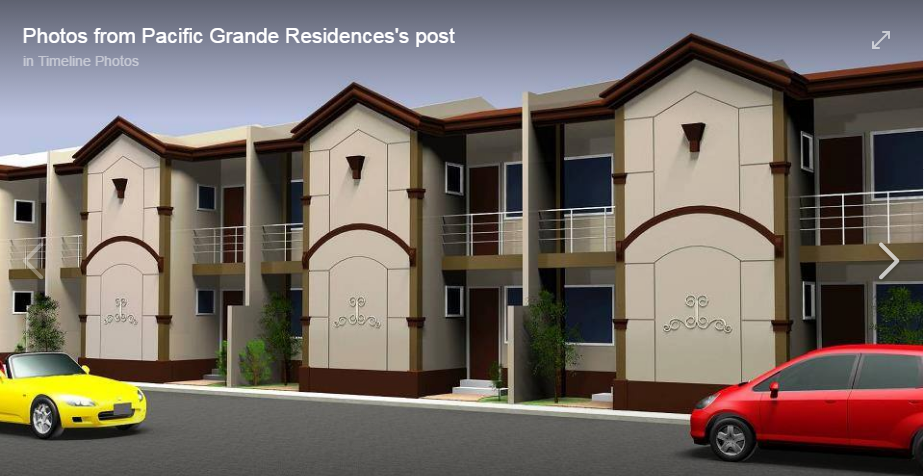 Pacific Grande townhouse