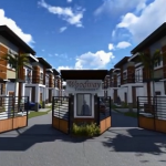 Wood Way Townhomes in Talisay, Cebu City