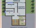 Villa Purita dos Karen floor plan lower