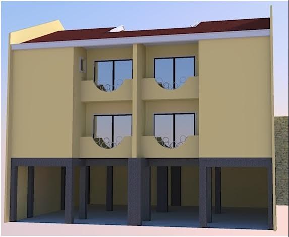 Villa Purita elaine Duplex