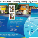 SOUTH COVINA SEASIDE HOMES  IN DUMLOG, TALISAY, CEBU