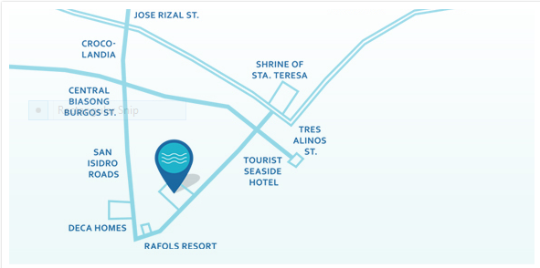 South Covina location map