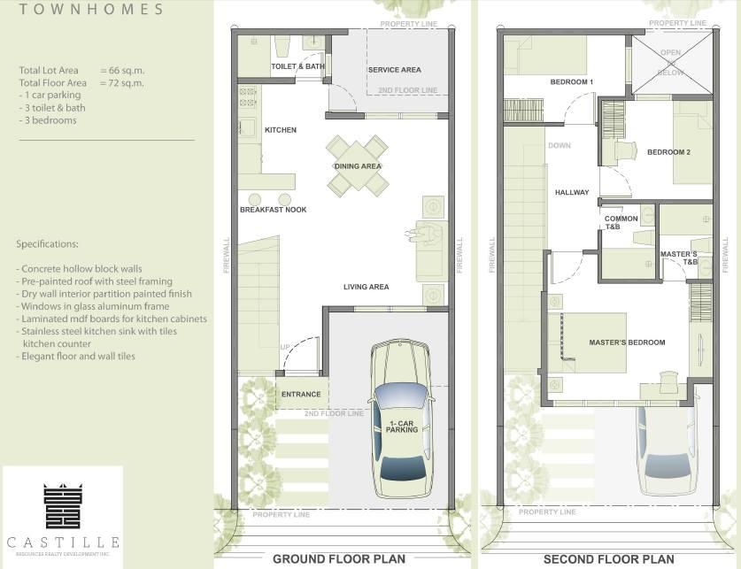 LeGrand Floor plan
